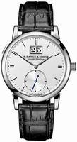 Replica A Lange & Sohne Saxonia Automatik Mens Wristwatch 315.026