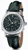 Replica Ulysse Nardin GMT +/- Perpetual 38.5mm Mens Wristwatch 320-22/92