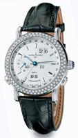 Replica Ulysse Nardin GMT +/- Perpetual 38.5mm Mens Wristwatch 320-28
