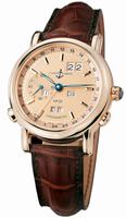 Replica Ulysse Nardin GMT +/- Perpetual 40mm Mens Wristwatch 322-88