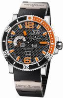Replica Ulysse Nardin Marine Aqua Perpetual Mens Wristwatch 333-90-3