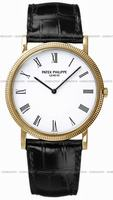 Replica Patek Philippe Calatrava Mens Wristwatch 3520DJ