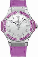 Replica Hublot Big Bang 38mm Ladies Wristwatch 361.SV.6010.LR.1905