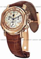 Replica Daniel Roth Ellipsocurvex Perpetual Calendar Chronograph Mens Wristwatch 379.Y.50.193.CC.BD