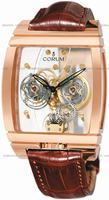 Replica Corum Corum Tourbillon Panoramique Mens Wristwatch 382.850.55-0F02-0000