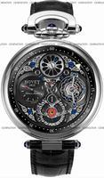 Replica Bovet Tourbillon Jumping Hours Mens Wristwatch 39-CP0604
