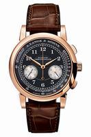 Replica A Lange & Sohne 1815 Chronograph Mens Wristwatch 401.031