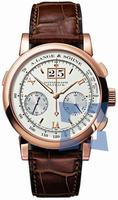Replica A Lange & Sohne Datograph Flyback Mens Wristwatch 403.032