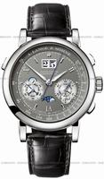 Replica A Lange & Sohne Datograph Perpetual Mens Wristwatch 410.030