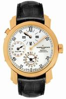 Replica Vacheron Constantin Malte Dual Time Regulator Mens Wristwatch 42005.000J-8901