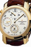 Replica Vacheron Constantin Malte Dual Time Regulator Mens Wristwatch 42005.000J.8901