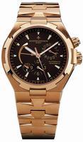 Replica Vacheron Constantin Overseas Dual Time Mens Wristwatch 47450.B01R-9229