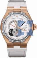 Replica Vacheron Constantin Overseas Dual Time Unisex Wristwatch 47751.000R-9351