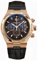 Replica Vacheron Constantin Overseas Chronograph Mens Wristwatch 49150.000R-9338