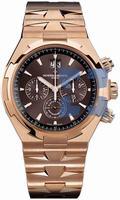 Replica Vacheron Constantin Overseas Chronograph Mens Wristwatch 49150.B01R-9338