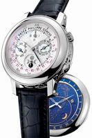 Replica Patek Philippe Sky Moon Tourbillon Mens Wristwatch 5002G