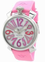 Replica GaGa Milano Manual 40mm Steel Unisex Wristwatch 5020.6.PK