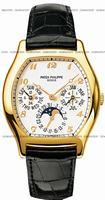 Replica Patek Philippe Complicated Perpetual Calendar Mens Wristwatch 5040J-015