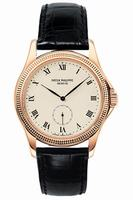 Replica Patek Philippe Calatrava Mens Wristwatch 5115R