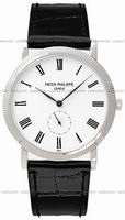 Replica Patek Philippe Calatrava Mens Wristwatch 5119G