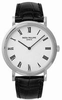 Replica Patek Philippe Calatrava Mens Wristwatch 5120G