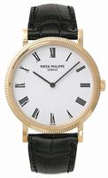 Replica Patek Philippe Calatrava Mens Wristwatch 5120J