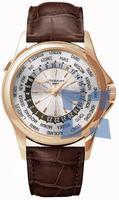 Replica Patek Philippe World Time Mens Wristwatch 5130R