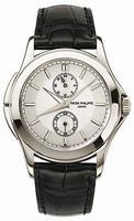 Replica Patek Philippe Travel Time Mens Wristwatch 5134P