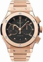 Replica Hublot Classic Fusion Chronongraph Mens Wristwatch 521.OX.1180.OX
