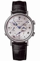 Replica Breguet Classique Alarm Mens Wristwatch 5707BB.12.9V6