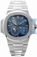 Replica Patek Philippe Nautilus Mens Wristwatch 5712-1A