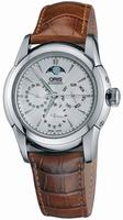 Replica Oris Artelier Mens Wristwatch 581.7546.40.51.LS