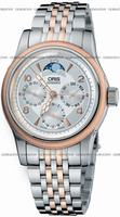 Replica Oris Big Crown Complication Mens Wristwatch 58175664361MB