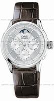 Replica Oris Artelier Complication Mens Wristwatch 58176064051LS