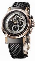 Replica Breguet Marine Tourbillon Chronograph Mens Wristwatch 5837BR.92.5ZU