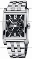Replica Oris Rectangular Titan Mens Wristwatch 585.7622.7064.MB