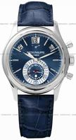 Replica Patek Philippe Calendar Mens Wristwatch 5960P-015