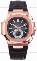 Replica Patek Philippe Nautilus Mens Wristwatch 5980R-001
