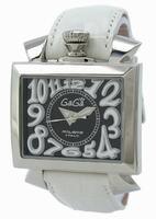 Replica GaGa Milano Napoleone Steel Men Wristwatch 600.2.WH