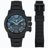 Replica SWISS LEGEND Ambassador Mens Wristwatch 60010-BLK-BLK