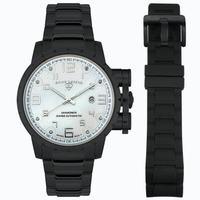 Replica SWISS LEGEND Ambassador Mens Wristwatch 60010-BLK-WHT