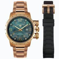 Replica SWISS LEGEND Ambassador Mens Wristwatch 60010-RG-BLK