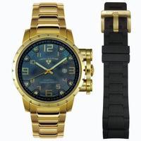 Replica SWISS LEGEND Ambassador Mens Wristwatch 60010-YG-BLK