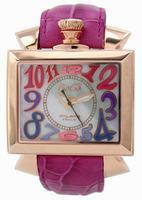 Replica GaGa Milano Napoleone Gold Plated Men Wristwatch 6001.1.PK