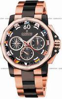 Replica Corum Admirals Cup Challenge 44 Mens Wristwatch 60923.165605