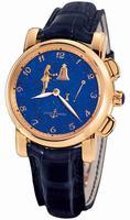 Replica Ulysse Nardin Hourstriker 42mm Mens Wristwatch 6106-103/E3