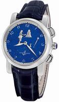 Replica Ulysse Nardin Hourstriker 42mm Mens Wristwatch 6109-103/E3