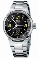 Replica Oris WilliamsF1 Team Day Date Mens Wristwatch 635.7560.41.42.MB
