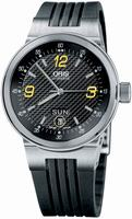 Replica Oris WilliamsF1 Team Day Date Mens Wristwatch 635.7560.41.42.RS