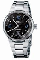 Replica Oris WilliamsF1 Team Day Date Mens Wristwatch 635.7560.41.45.MB